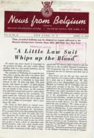 News from Belgium, vol. II, no. 15, April 11, 1942