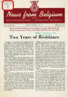 News from Belgium, vol. II, no. 20, May 16, 1942
