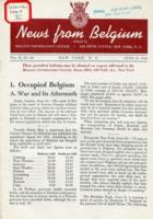 News from Belgium, vol. II, no. 26, June 27, 1942