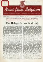 News from Belgium, vol. II, no. 27, July 4, 1942