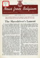 News from Belgium, vol. II, no. 29, July 18, 1942