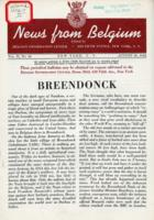 News from Belgium, vol. II, no. 35, August 29, 1942