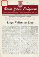 News from Belgium, vol. II, no. 36, September 5, 1942