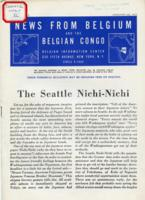News from Belgium and the Belgian Congo, vol. III, no. 4, January 23, 1943