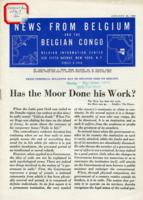 News from Belgium and the Belgian Congo, vol. III, no. 5, January 30, 1943