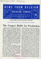 News from Belgium and the Belgian Congo, vol. III, no. 7, February 13, 1943