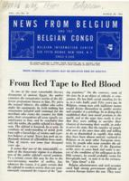 News from Belgium and the Belgian Congo, vol. III, no. 12, March 20, 1943
