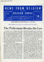 News from Belgium and the Belgian Congo, vol. III, no. 13, March 27, 1943