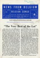 News from Belgium and the Belgian Congo, vol. III, no. 38, September 18, 1943