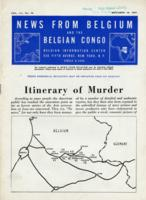News from Belgium and the Belgian Congo, vol. III, no. 42, October 16, 1943