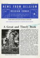 News from Belgium and the Belgian Congo, vol. III, no. 43, October 23, 1943