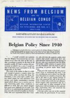 News from Belgium and the Belgian Congo, vol. III, no. 47, November 20, 1943