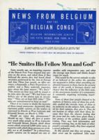 News from Belgium and the Belgian Congo, vol. III, no. 48, November 27, 1943