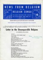 News from Belgium and the Belgian Congo, vol. III, no. 51, December 18, 1943