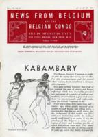 News from Belgium and the Belgian Congo, vol. IV, no. 3, January 22, 1944