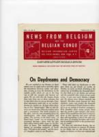 News from Belgium and the Belgian Congo, vol. IV, no. 5, February 5, 1944