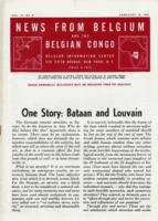 News from Belgium and the Belgian Congo, vol. IV, no. 6, February 12, 1944