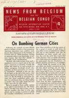 News from Belgium and the Belgian Congo, vol. IV, no. 11, March 18, 1944