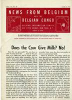 News from Belgium and the Belgian Congo, vol. IV, no. 22, June 3, 1944