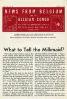 News from Belgium and the Belgian Congo, vol. IV, no. 24, June 17, 1944