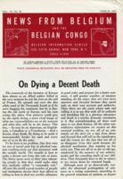 News from Belgium and the Belgian Congo, vol. IV, no. 25, June 24, 1944