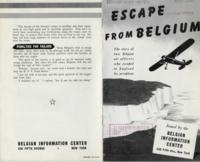Escape from Belgium