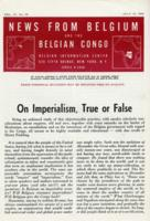 News from Belgium and the Belgian Congo, vol. IV, no. 28, July 15, 1944