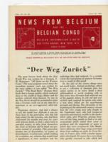 News from Belgium and the Belgian Congo, vol. IV, no. 30, July 29, 1944