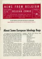News from Belgium and the Belgian Congo, vol. IV, no. 33, August 19, 1944