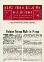 News from Belgium and the Belgian Congo, vol. IV, no. 34, August 26, 1944