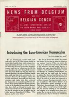 News from Belgium and the Belgian Congo, vol. IV, no. 35, September 2, 1944