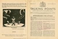 Talking Points, vol. 3, no. 17, February 2-February 9, 1943