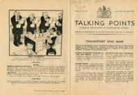 Talking Points, vol. 3, no. 19, February 17-February 24, 1943