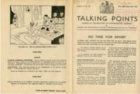 Talking Points, vol. 3, no. 20, February 24 -March 3, 1943