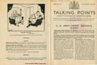 Talking Points, vol. 3, no. 21, March 3-March 10, 1943