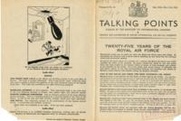 Talking Points, vol. 3, no. 24, March 24-March 31, 1943