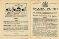 Talking Points, vol. 3, no. 27, April 14-April 21, 1943