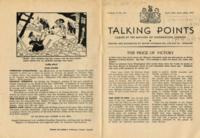 Talking Points, vol. 3, no. 36, June 16-June 23, 1943