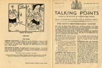 Talking Points, vol. 3, no. 37, June 23-June 30, 1943