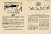 Talking Points, vol. 3, no. 39, July 7-July 14, 1943