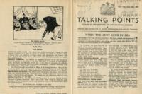 Talking Points, vol. 3, no. 40, July 14-July 21, 1943