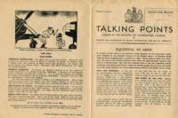 Talking Points, vol. 3, no. 41, July 21-July 28, 1943