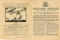 Talking Points, vol. 3, no. 47, September 1-September 8, 1943