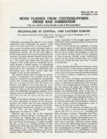 News Flashes from Czechoslovakia Under Nazi Domination, no. 153, October 5, 1942