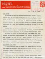 News from Czecho-Slovakia, vol. 3, no. 58, May 16, 1942