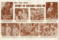 One Year Later...The Spirit of Bataan Lives On