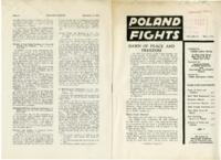 Poland Fights, vol. 3, no. 49, November 5, 1943