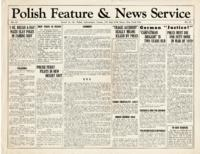 Polish Feature and News Service, no. 33