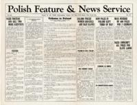 Polish Feature and News Service, no. 40