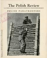Polish Review, vol. II, no. 45, December 21, 1942: Polish Paratroopers